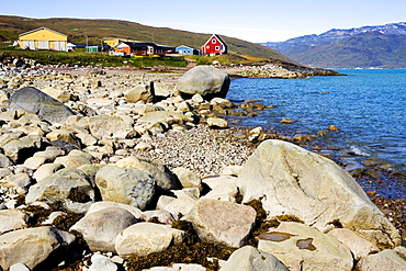 Qassiarsuk, the place were the first vikings with Erik the Red settled, South Greenland