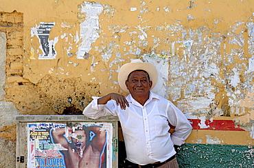 Mexican in San Christobal de las Casas, Chiapas, Mexico
