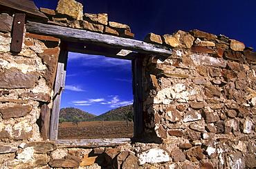 Artimore Ruins, Flinders Ranges, South Australia, Australia