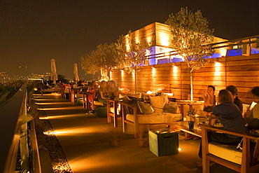 Athens Hotel Fresh Designhotel Roof Top Air Lounge