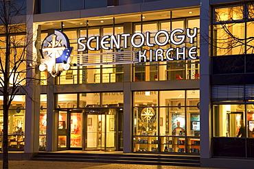 Berlin scientology headquarter in Charlottenburg