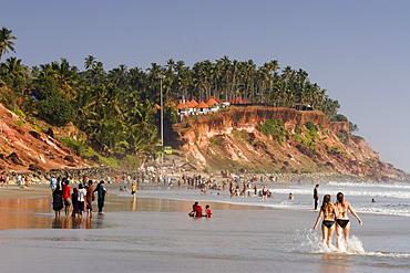 India Kerala Vakala beach