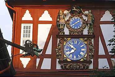 Schloss Herzberg, district court, Harz Mountains, Lower Saxony, northern Germany