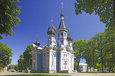 orthodox church in Druskininkai, Lithuania