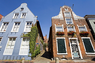 Old Town, Leer, East Frisia, North Sea, Lower Saxony, Germany