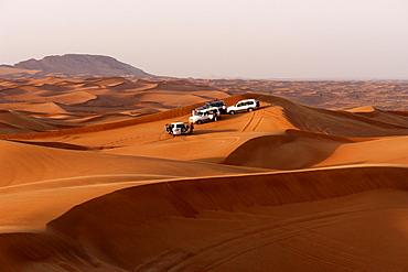 Trip in the Desert, Dubai, United Arab Emirates, UAE