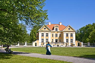 Palmse Manor House, Lahemaa National Park, Estonia, Europe