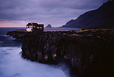 Hotel Punta Grande, El Hierro, Canary Islands, Spain