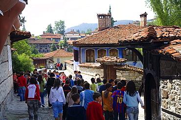 museum town Koprivstiza, Bulgaria