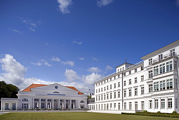 Kempinski Grand Hotel, Heiligendamm, Baltic Sea, Mecklenburg-Western Pomerania, Germany