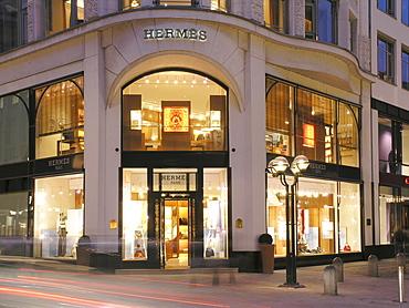 Hermes Store, Hanseatic City of Hamburg, Germany