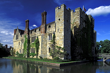 Hever Castle, Hever, Kent, England, United Kingdom