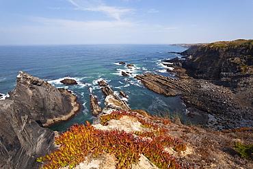 Costa Vicentina near Odeceixe, Algarve, Portugal, Europe
