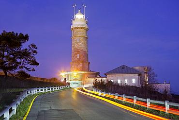 Lighthouse of Cabo Mayor, Santander, Cantabria, Spain