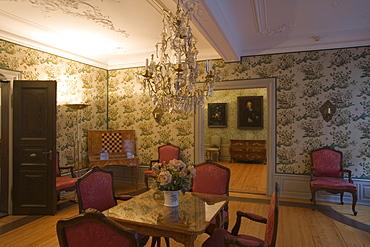 The Peking Room in Goethe Haus, Frankfurt, Hesse, Germany