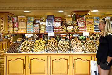 Bakery in Strasbourg, Alsace, France