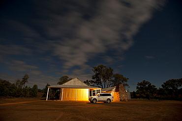 Angorichina Station, Shearers Quarters, Flinders Ranges, South Australia, Australien