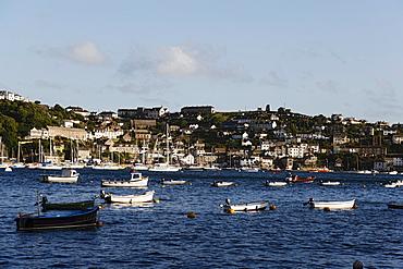 View to Polruan, Cornwall, England, United Kingdom