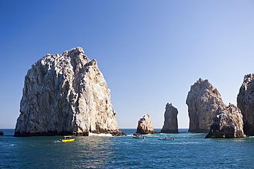 Trip to Lands End at Cabo San Lucas, Cabo San Lucas, Baja California Sur, Mexico