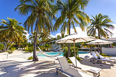 Pool area Hotel Resort Casa Morada, Islamorada, Florida Keys, Florida, USA