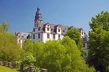 Hadamar Castle, Renaissance, Hadamar, Westerwald, Hesse, Germany, Europe