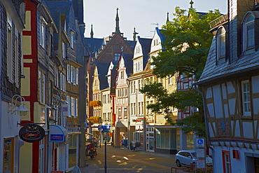 Old town of Montabaur, Westerwald, Rhineland-Palatinate, Germany, Europe