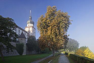 Marienberg fortress, Wuerzburg, Bavaria, Germany