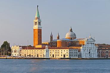 Buildings of the San Giorgio Maggiore, Venice, Italy