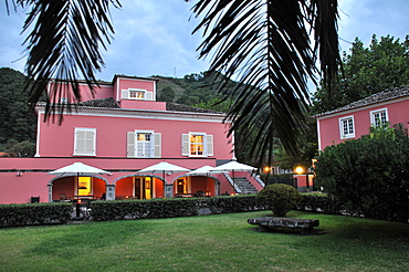 Hotel Solar do Lalem in Maia, northcoast, Island of Sao Miguel, Azores, Portugal