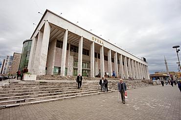Opera house, Tirana, Albania