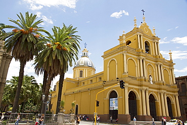 San Francisco Church, San Miguel de Tucuman, Argentina