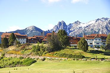 Hotel Llao Llao, San Carlos de Bariloche, Nahuel Huapi National Park, Rio Negro, Argentina