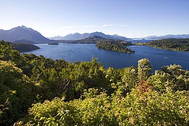Lago Perito Moreno and Llao Llao Peninsula, San Carlos de Bariloche, Nahuel Huapi National Park, Rio Negro, Argentina