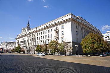 Narodno Sabranie Building, Sofia, Bulgaria