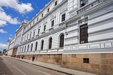Government Palace, currently Prefectura del Departamento de Chuquisaca, Sucre, Chuquisaca Department, Bolivia