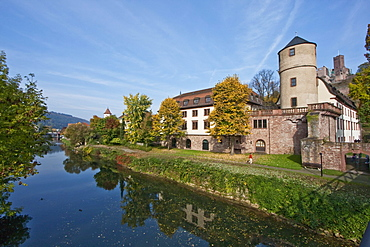 Hofhaltung (Princely Residence until 1781)Wertheim am Main, Baden-Württemberg, Germany
