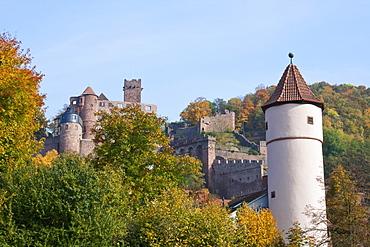 Kittsteintor, Wertheim am Main, Baden-Württemberg, Germany