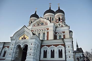 Cathedral of Alexander Nevsky, Tallinn, Estonia