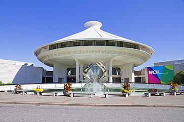 H.R. MacMillan Space Centre, Vancouver, British Columbia, Canada
