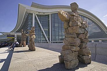Terminal 1 at Pearson International Airport, Toronto, Ontario