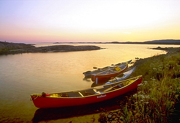 Phillip Edward Island, Gergian Bay, Ontario