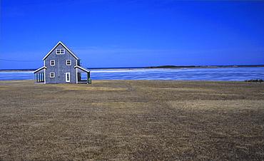 House by Ocean, Prince Edward Island