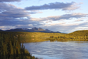 Teslin River, Yukon