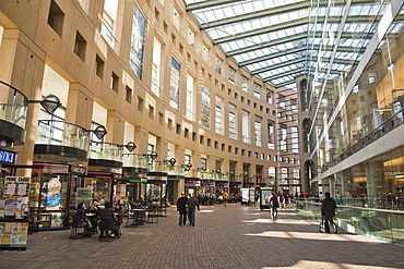 Main Foyer of the Vancouver Public Library, British Columbia