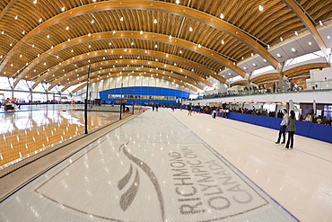 Richmond Olympic Oval, 2010 Speed Skating Venue, Richmond, British Columbia