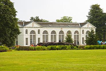 Orangery, Royal Botanic Gardens, Kew, Surrey, England, United Kingdom