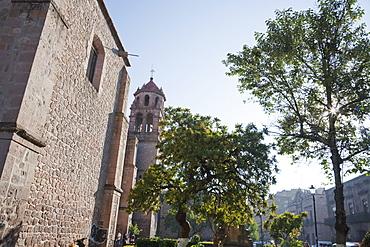 Former Church of the Fellowship of Jesus, Morelia, Michoacun, Mexico