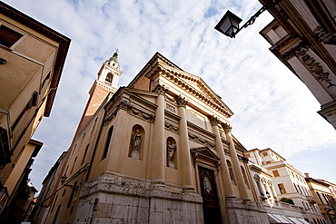 San Filippo Neri church, Vicenza, Italy