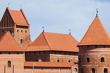 Island Castle, Trakai, Lithuania