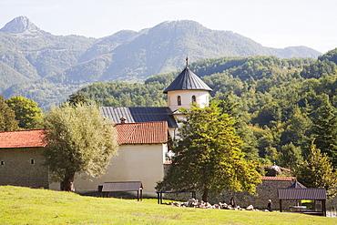 Moraca Monastery, Dinaric Alps, Montenegro